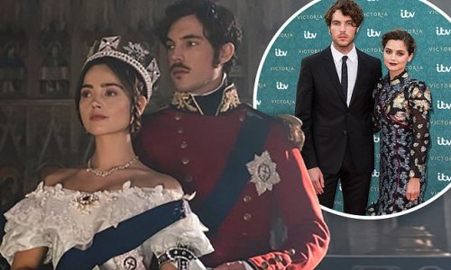 ITV's Victoria 'has been axed after three series after ratings dip'
