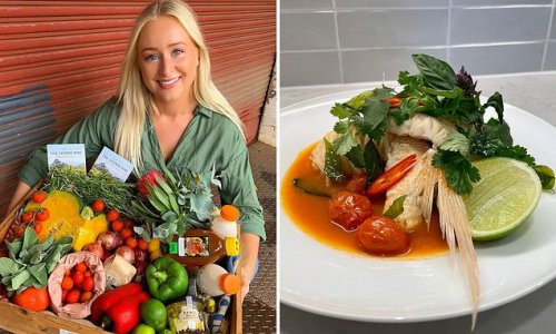 MasterChef Tessa Boersma reveals how she cooks fish from nose to tail