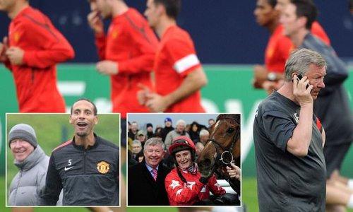 Rio Ferdinand reveals what Sir Alex Ferguson was like in training