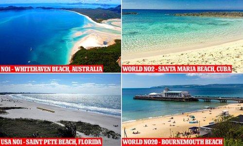 Tripadvisor ranks strip of sand in Florida as top beach in US