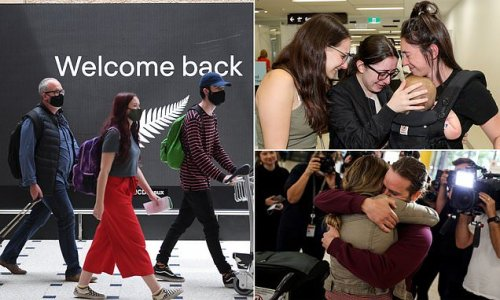 Australia reopens quarantine-free travel to NZ's south island