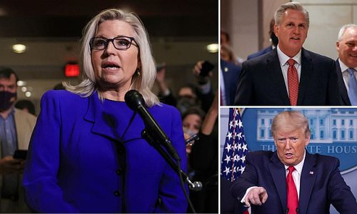 Liz Cheney accuses Trump of echoing Chinese communists on democracy