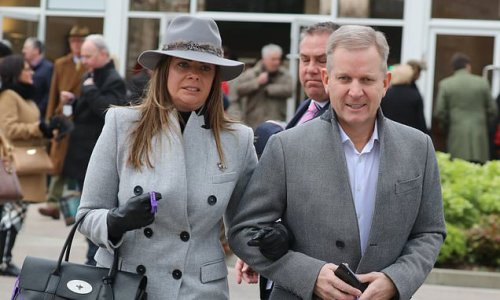 Jeremy Kyle is MARRIED! Presenter ties the knot with Vicky Burton