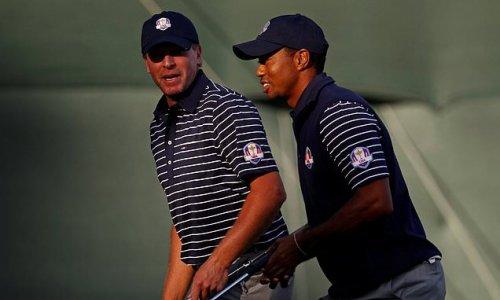 Stricker calls on 15-time major winner Woods to stir Ryder Cup team