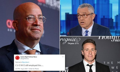 CNN FIRES three workers for showing up to work unvaccinated