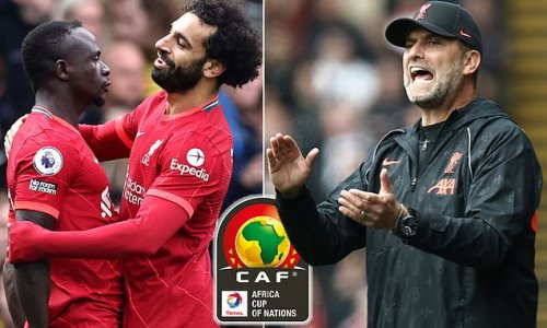 Liverpool to hold talks to delay losing Salah and Mane to AFCON