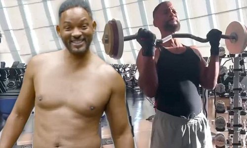 Will Smith on mission to get into Best Shape Of My Life in new series
