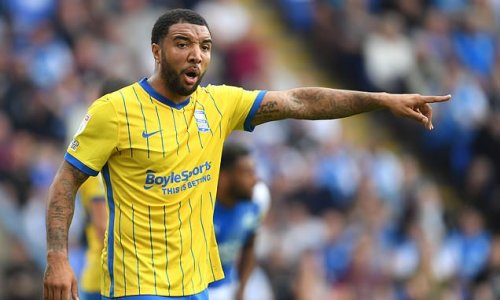 Deeney reveals dad once picked him up with man locked in the boot