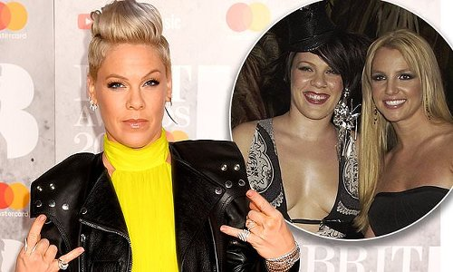 Pink says it was 'unfair' to be pitted against other singers early on
