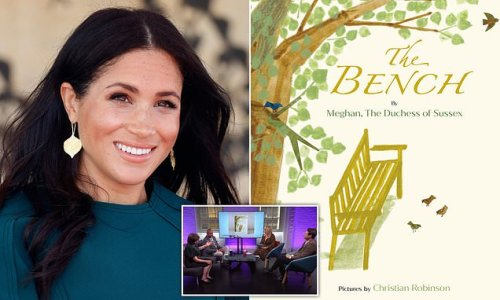 Meghan Markle's new book is 'dull and not suited to children'