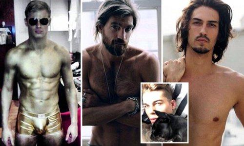 Super hot male models