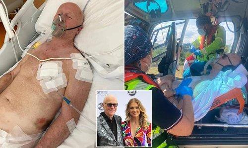 Phones 4U founder left fighting for his life after 25mph bike crash