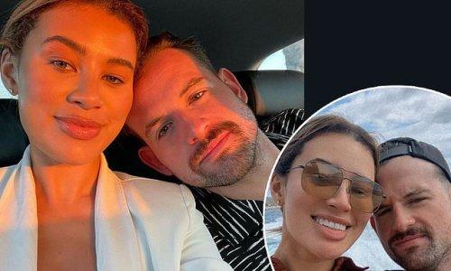 Love Island's Montana Brown shares rare pic of boyfriend Mark O'Connor