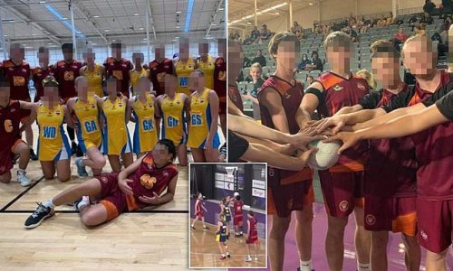 Mike Colman breaks down Netball's Under-18 Queensland state final