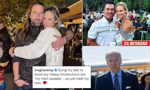 Real Housewives star Meghan King announces she's dating Biden's nephew