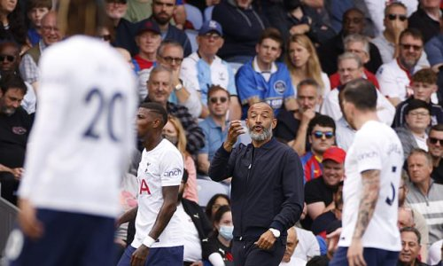 Redknapp: Nuno must fix Tottenham's set piece woes for Arsenal derby