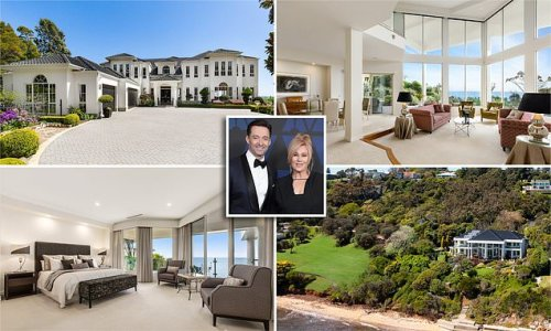 Beachfront mansion Hugh Jackman inquired about on the market for $17m