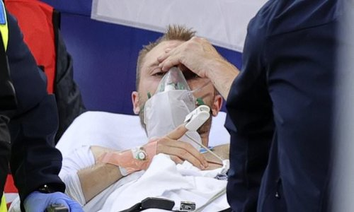 Eriksen is the last person that you would expect this to happen to