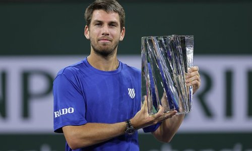 Andy Murray heaps praise on new British No 1 Cam Norrie