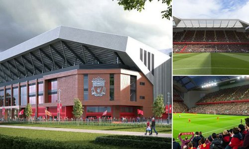 Liverpool confirm £60m expansion of the Anfield Road Stand