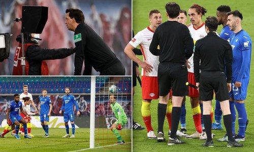 RB Leipzig 0-0 Hoffenheim: Hosts held to goalless draw in Bundesliga