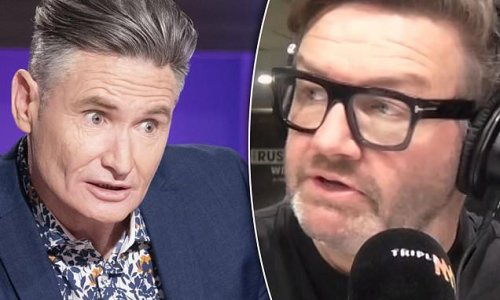Radio hosts Lawrence Mooney and Dave Hughes' 'secret feud' exposed