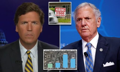 South Carolina governor blasts $300 unemployment boost as 'socialism'