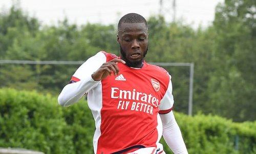 Alexandre Lacazette, Nicolas Pepe find net as Arsenal thrash Millwall
