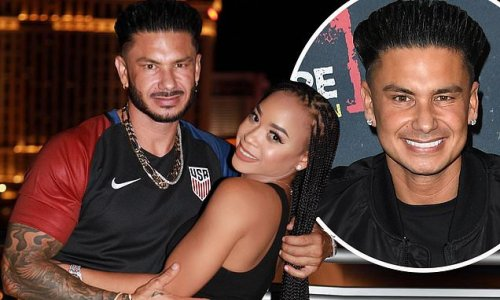 Jersey Shore's Pauly D says he's happy with girlfriend Nikki Hall