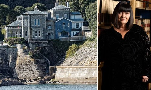 Dawn French sells her treasured house in the Cornish town of Fowey