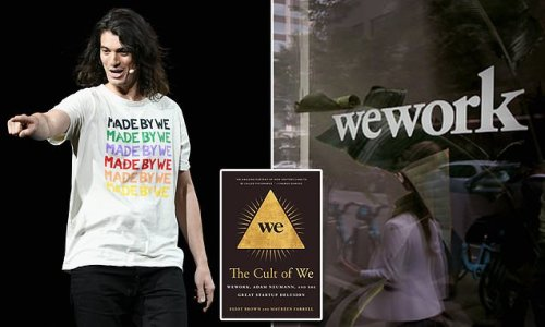 Ousted WeWork co-founder Adam Neumann 'extracted $2.1BN from firm'