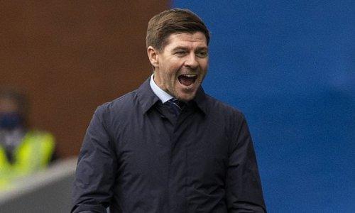 Rangers 3-0 Livingston: Gerrard's men make the perfect start