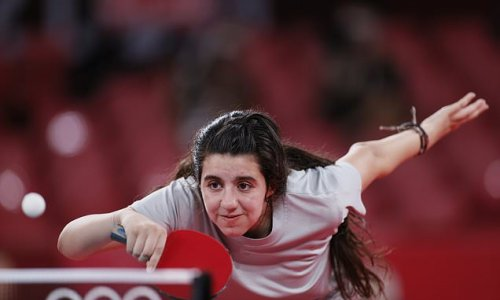 Syrian Hend Zaza, 12, becomes youngest Olympian in 53 years