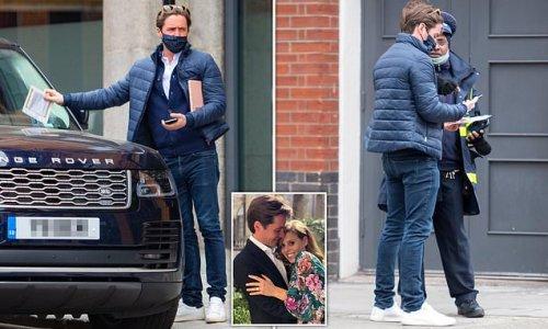 SEBASTIAN SHAKESPEARE: Princess Beatrice's husband gets parking ticket