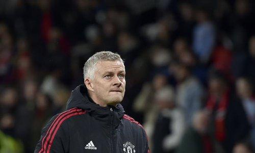 Ole Gunnar Solskjaer admits Manchester United are at 'rock bottom'