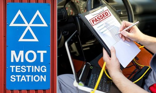 Some 2.9m vehicles that passed an MOT last year should have FAILED