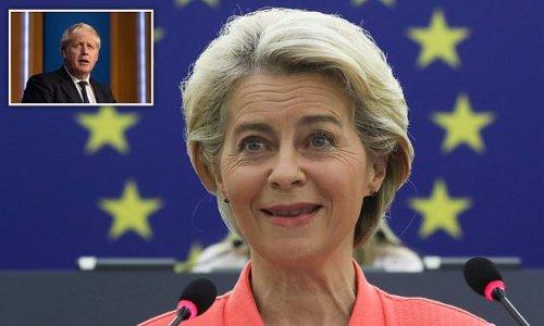 Ursula von der Leyen reignites vaccine row with UK