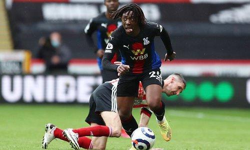 Gareth Southgate could do worse than consider Eberechi Eze for Euros