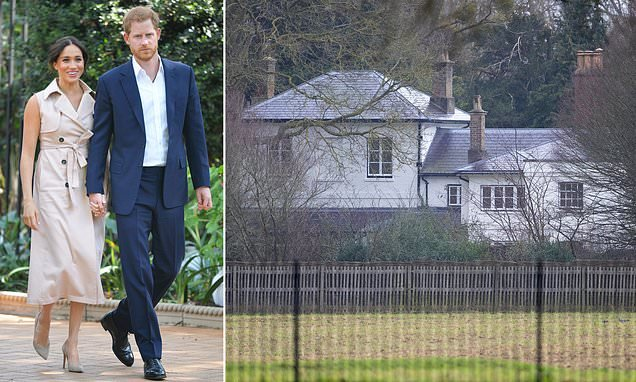 Prince Harry pays back the £2.4m owed for renovating Frogmore Cottage