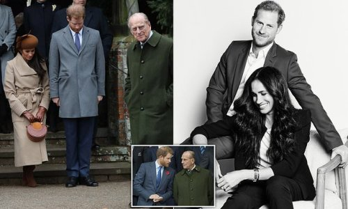 Prince Philip's 'relationship with Prince Harry has not recovered'