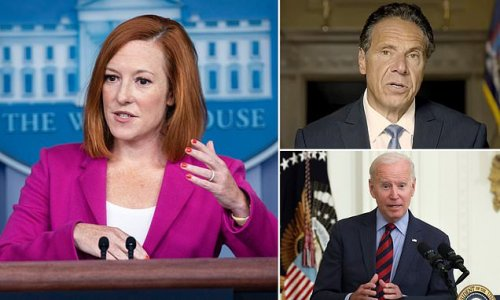 Psaki says Biden sexual misconduct allegations have been 'litigated'