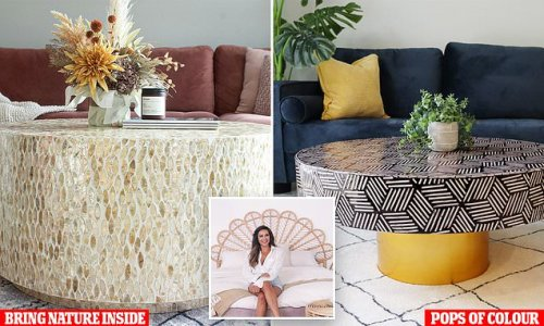 Stylist reveals how to decorate your home on a budget