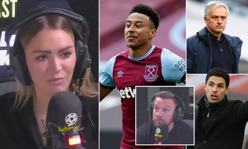 Laura Wood takes O'Hara to task over Jesse Lingard claims