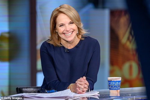 EXCLUSIVE: Early access to Katie Couric's scorched earth memoir