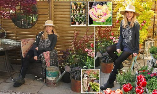 How I swapped the catwalk for horti-couture