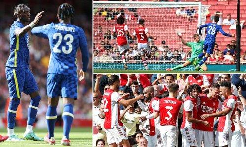 Arsenal 1-2 Chelsea: Tammy Abraham nets winner in pre-season clash
