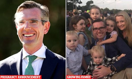 Australia reacts to news NSW Premier Dominic Perrottet