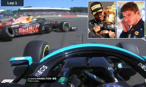 Red Bull demand review into Hamilton penalty for Verstappen crash