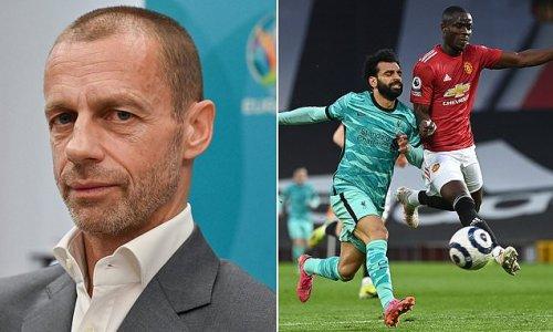 UEFA reject judge's order to DROP sanctions against Super League club