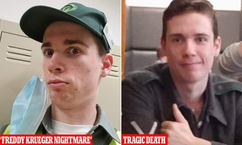 Woolworths worker compared job to 'Freddy nightmare' before death